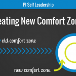 Creating new comfort zones