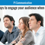 The best ways to engage your audience when presenting
