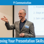 Improving your presentation skills – a top 5 skill