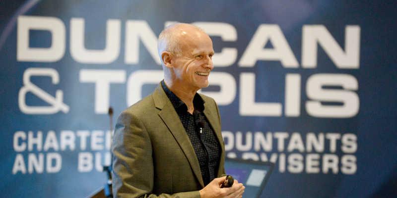 Tony Brooks - Duncan and Toplis Directors Briefing