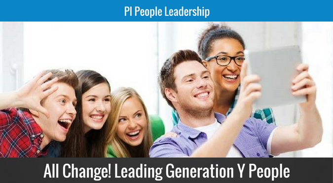 Leading Generation Y People