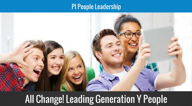 Leading Generation Y People