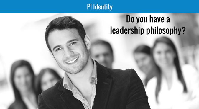 leadership philosophy
