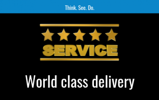 Think See Do - World class delivery